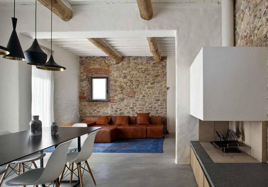 ristrutturazione casa antica